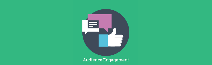 Audience Engagement Graphic